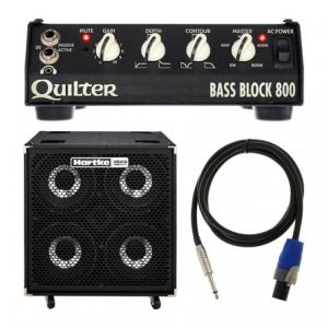 Is Hartke HyDrive HD410 Bundle a good match for you?