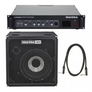 Is Hartke LH-1000 Bundle 4 a good match for you?