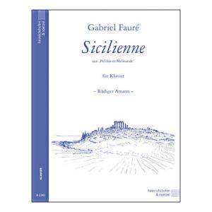 """Take the """"IS IT GOOD FOR ME"""" test for """"Heinrichshofen's Verlag Fauré Sicilienne op. 78 Piano"""", read the reviews and join the community!"""