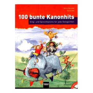 Is Helbling Verlag 100 bunte Kanonhits a good match for you?