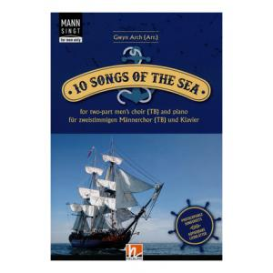 Is Helbling Verlag 10 Songs of the Sea (TB) a good match for you?