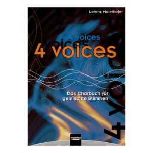 Is Helbling Verlag 4 Voices Chorbuch a good match for you?