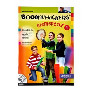 Is Helbling Verlag Boomwhackers Elementar 1 a good match for you?