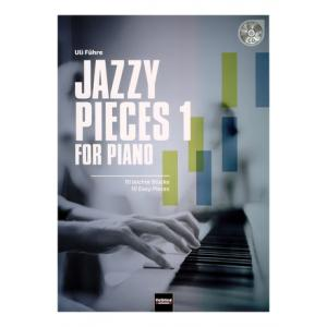 Is Helbling Verlag Jazzy Pieces 1 for Piano a good match for you?