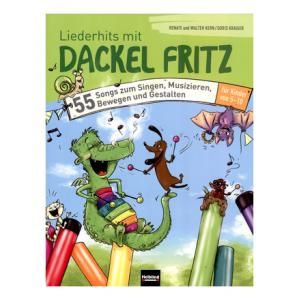 Is Helbling Verlag Liederhits mit Dackel Fritz a good match for you?