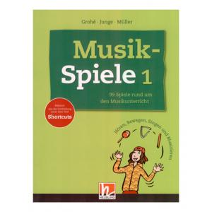 Is Helbling Verlag Musikspiele 1 a good match for you?