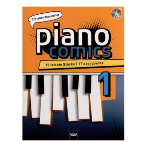 Is Helbling Verlag Piano Comics 1 a good match for you?