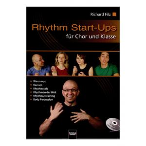 Is Helbling Verlag Rhythm Start-Ups f.Chor+Klasse a good match for you?