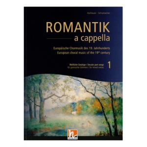 Is Helbling Verlag Romantik a Capella Chorbuch a good match for you?