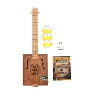 "Take the ""IS IT GOOD FOR ME"" test for ""Hinkler Books The Blues Box Guitar Kit"", read the reviews and join the community!"