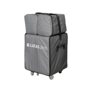 Is HK Audio LUCAS 2K15 Roller Bag a good match for you?