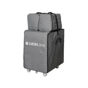 Is HK Audio LUCAS 2K18 Roller Bag a good match for you?