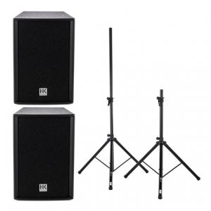 Is HK Audio Premium PR:O 12 Stand Bundle a good match for you?