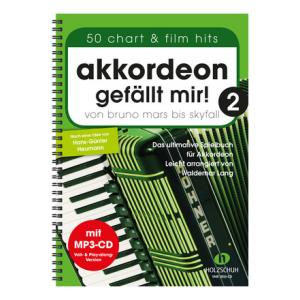 """Take the """"IS IT GOOD FOR ME"""" test for """"Holzschuh Verlag Akkordeon gefällt mir! 2+CD"""", read the reviews and join the community!"""