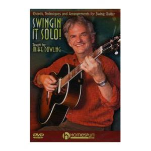 Is Homespun Swingin' It Solo (DVD) the right music gear for you? Find out!