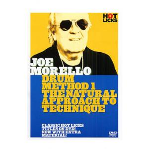 "Take the ""IS IT GOOD FOR ME"" test for ""Hot Licks Joe Morello Drum Method (DVD)"", read the reviews and join the community!"