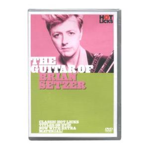 Is Hot Licks The Guitar of Brian Setzer DVD the right music gear for you? Find out!
