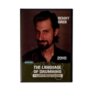 """Take the """"IS IT GOOD FOR ME"""" test for """"Hudson Music Benny Greb The Language DVD"""", read the reviews and join the community!"""