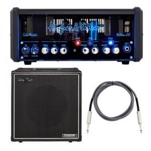 Is Hughes&Kettner TubeMeister Deluxe 20 Bundle a good match for you?