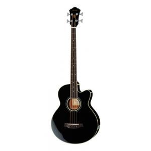 Is Ibanez AEB8E-BK a good match for you?