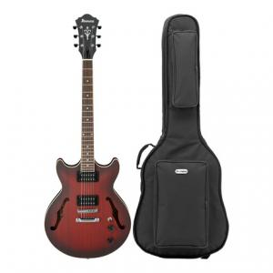 Is Ibanez AM53-SRF Bundle a good match for you?