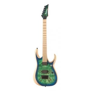 Is Ibanez RGDIX6MPB-SBB Iron Label a good match for you?