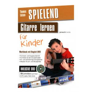 """Take the """"IS IT GOOD FOR ME"""" test for """"Jenschmedia Spielend Gitarre lernen Kinder"""", read the reviews and join the community!"""