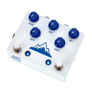 """Take the """"IS IT GOOD FOR ME"""" test for """"JHS Pedals Alpine Reverb Effects Pedal"""", read the reviews and join the community!"""
