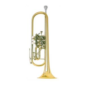 Is Johannes Scherzer 8218-L Bb-Trumpet a good match for you?