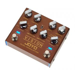 Is Joyo Joyo R-09 Vision Dual Mod a good match for you?
