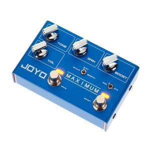 Is Joyo R-05 Maximum Overdrive a good match for you?