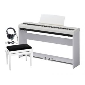 Is Kawai ES-110 W Deluxe Bundle a good match for you?