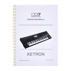 """Take the """"IS IT GOOD FOR ME"""" test for """"Ketron SD 7 Praxis Handbuch"""", read the reviews and join the community!"""