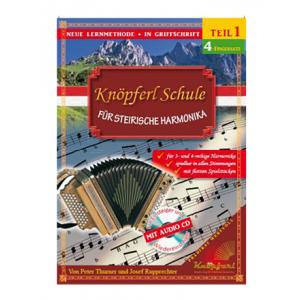 """Take the """"IS IT GOOD FOR ME"""" test for """"Knöpferl-Musikverlag Schule Steirische 4 Fingersatz"""", read the reviews and join the community!"""