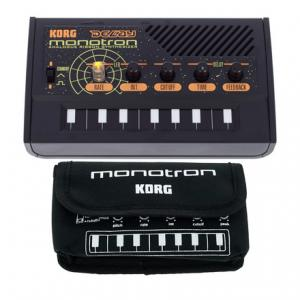 Is Korg Monotron Delay Bag Bundle a good match for you?
