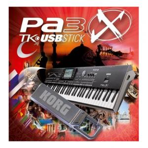 Is Korg PA-3X TK USB-Stick a good match for you?
