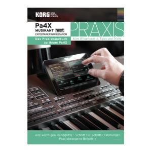 Is Korg PA-4X Praxishandbuch a good match for you?