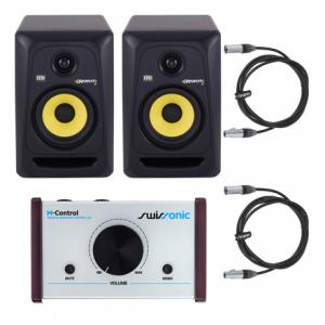 Is KRK RP5 RoKit G3 M-Control Bundle a good match for you?