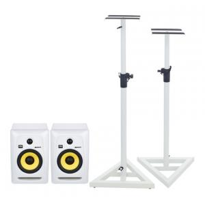 Is KRK RP6 RoKit G3 White Stand Set a good match for you?