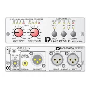 Is Lake People ADC C440 A/D Converter a good match for you?
