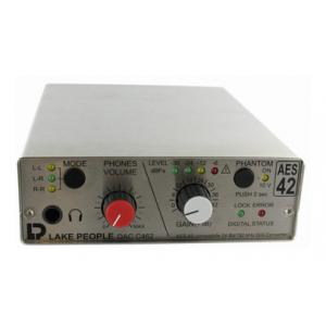 Is Lake People DAC C462 AES-42 D/A Co B-Stock a good match for you?