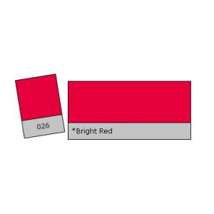 Is Lee Colour Filter 026 Bright Red the right music gear for you? Find out!