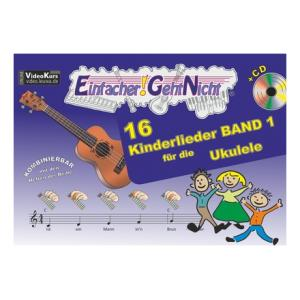 """Take the """"IS IT GOOD FOR ME"""" test for """"LeuWa-Verlag 16 Kinderlieder Ukulele Band 1"""", read the reviews and join the community!"""