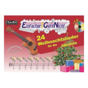 """Take the """"IS IT GOOD FOR ME"""" test for """"LeuWa-Verlag 24 Weihnachtslieder Ukulele"""", read the reviews and join the community!"""
