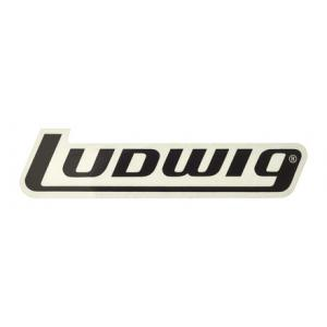 Is Ludwig Block Logo Sticker a good match for you?