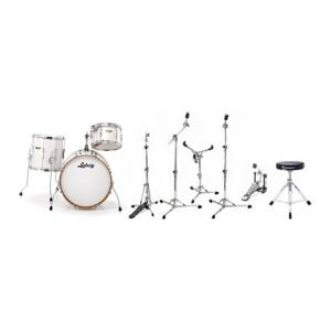Is Ludwig LR318 Club Date White P Bundle the right music gear for you? Find out!