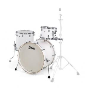 Is Ludwig NeuSonic 3pc 20' Aspen White a good match for you?