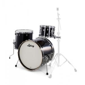 Is Ludwig NeuSonic 3pc 22' Black Cortex a good match for you?