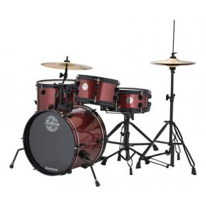 Is Ludwig Pocket Kit - Red Sparkle a good match for you?