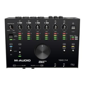 Is M-Audio AIR 192|14 a good match for you?